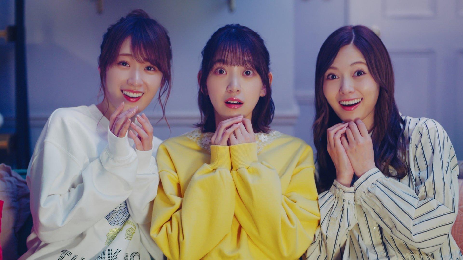 乃木坂46出演「「明治エッセルスーパーカップSweet's」新CMが放送開始!の画像007
