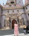 元AKB48島崎遥香「プリンセスですか?」「リアルお姫様」ピンクのシースルードレスにファン歓喜【画像3枚】の画像003