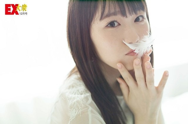 【本誌未公開】欅坂46小池美波さん編<EX大衆12月号>の画像002