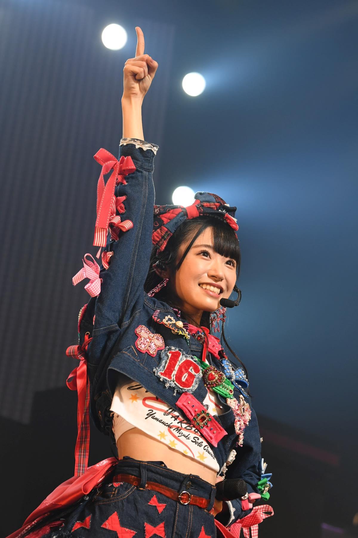 AKB48山内瑞葵ソロコンサートの画像6