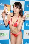 桜木美涼「Y字バランスに挑戦」意外とできちゃった【画像55枚】の画像054