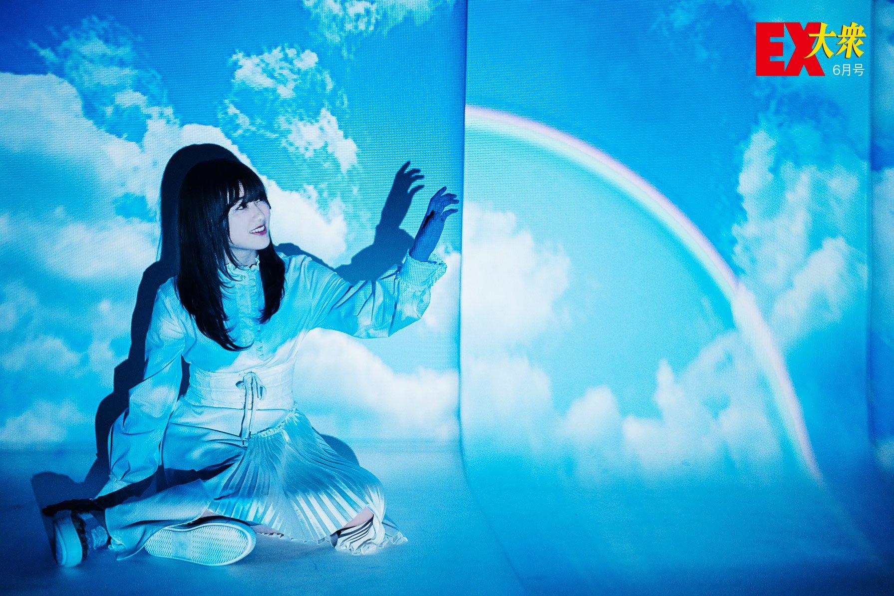 欅坂46守屋茜の本誌未掲載カットを大公開!【EX大衆6月号】の画像002