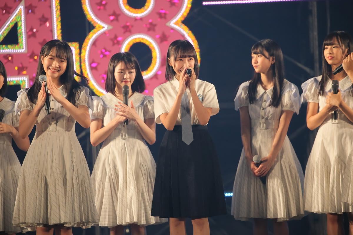 AKB48とSTU48が合同握手会開催!STU48の全国ツアー開催も発表【写真20枚】の画像016