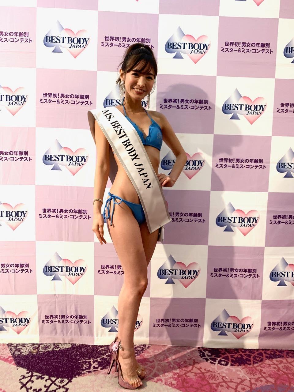 ほのか、日本最大級美ボディ大会で3位入賞!「くびれができて、色っぽいカラダになれた」【写真6枚】の画像004