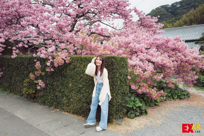 AKB48小嶋真子の本誌未掲載カット5枚を大公開!【EX大衆4月号】の画像002