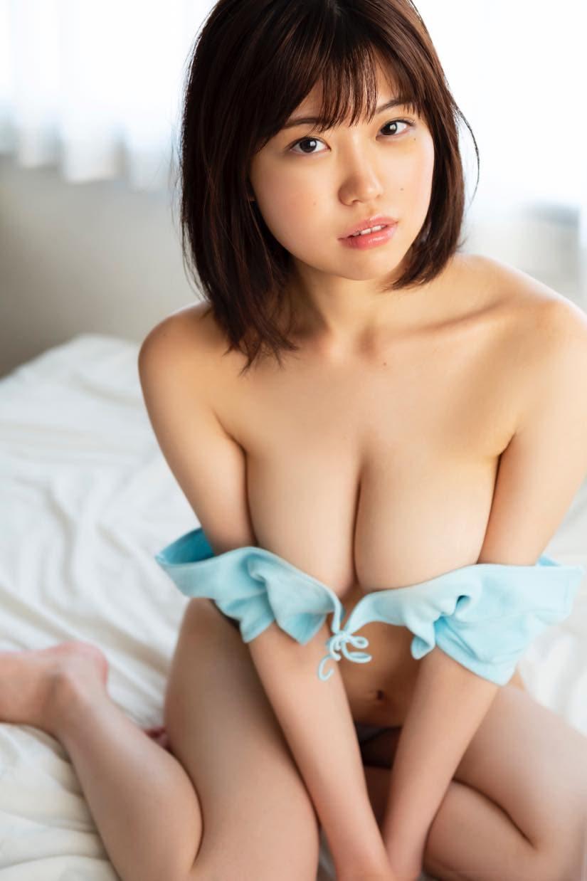 麻亜子「Gカップバスト」が揺れて揺れて揺れまくり!【写真18枚】の画像011