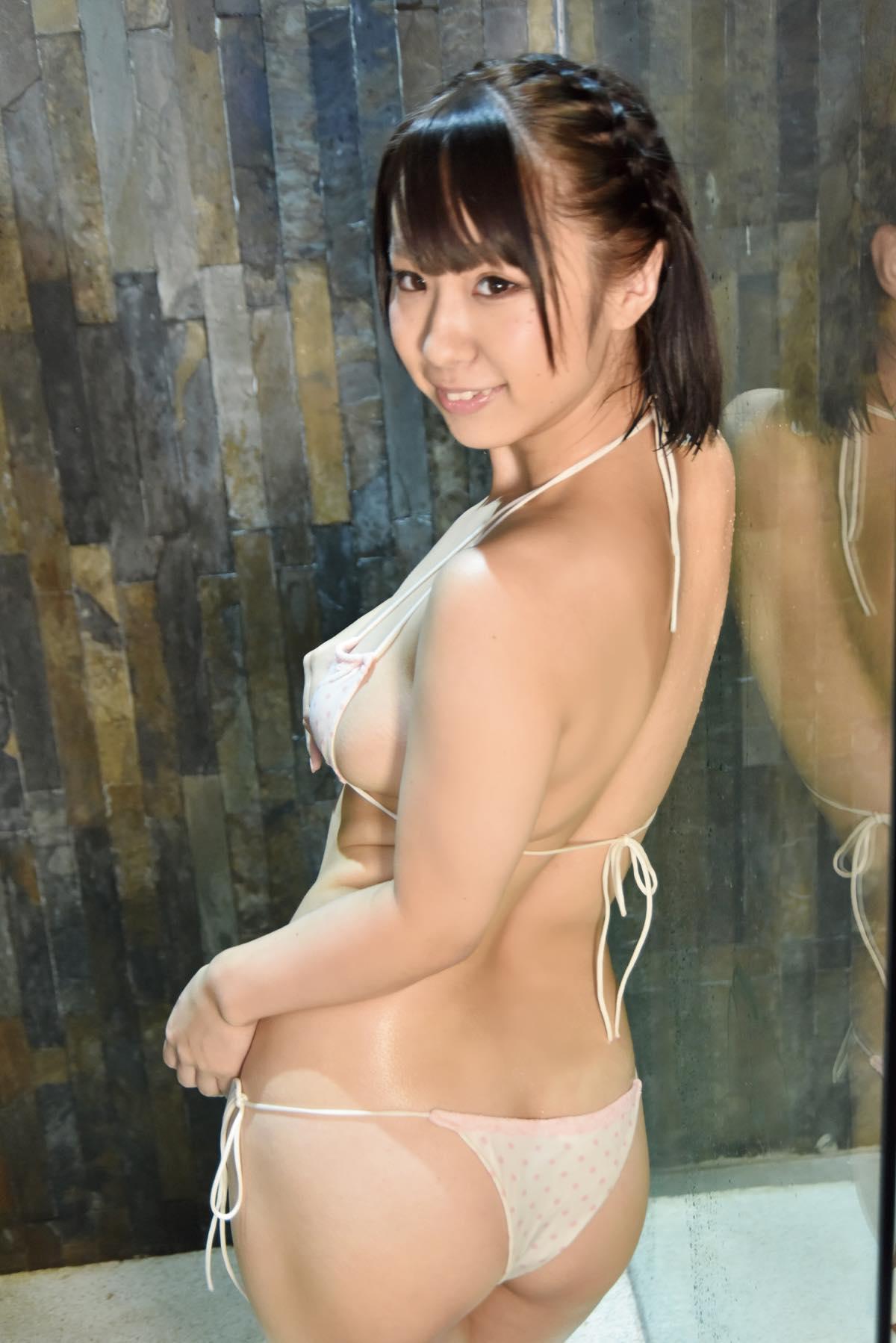 立川愛梨「小悪魔童顔むっちりボディ」90cmHカップがフレッシュに弾ける!【写真9枚】の画像009