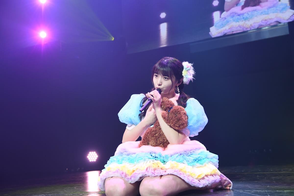 AKB48久保怜音ソロコンサートの画像6