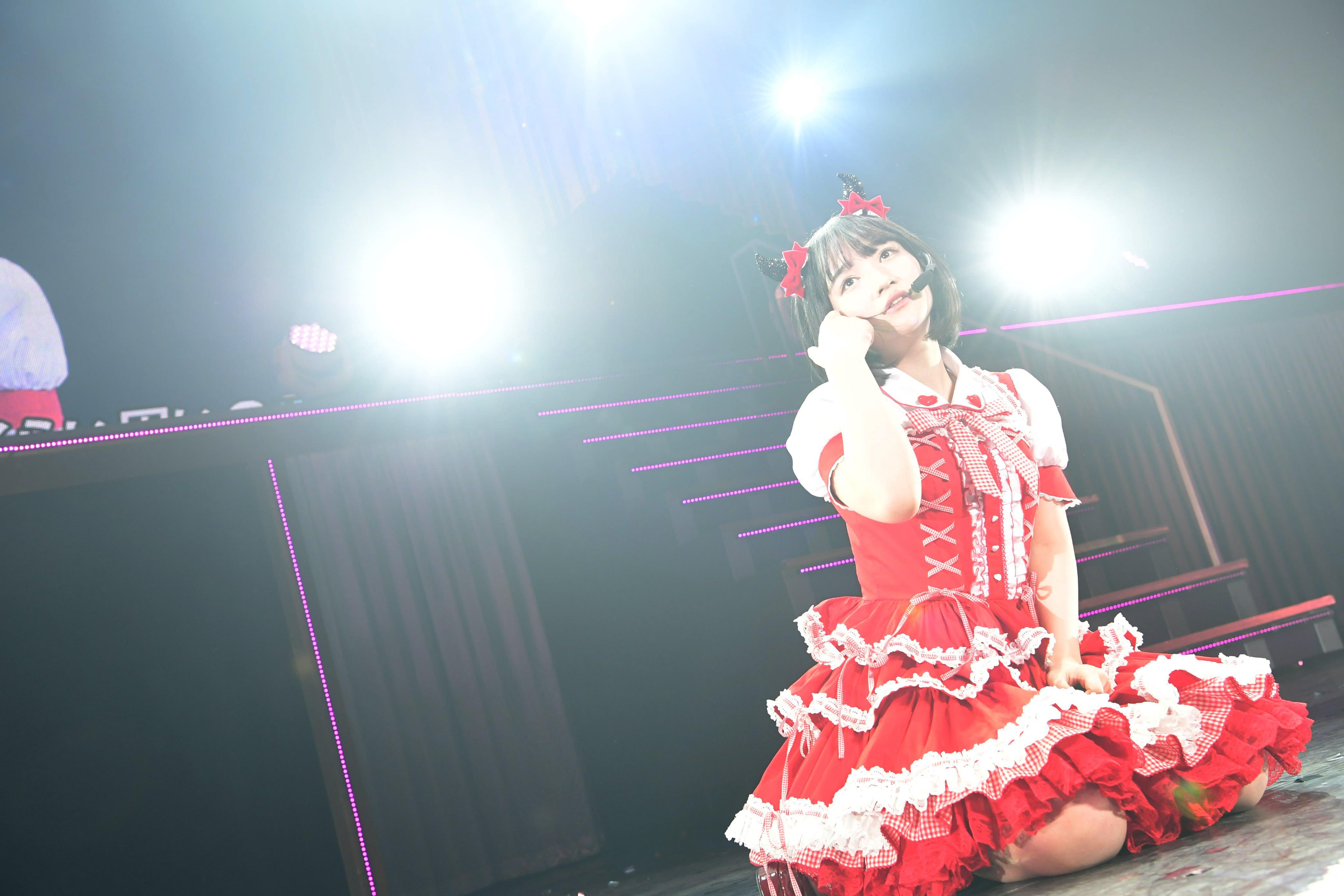 AKB48矢作萌夏、ソロコンサートで「卒業した姉の手紙」に涙!【写真10枚】の画像007