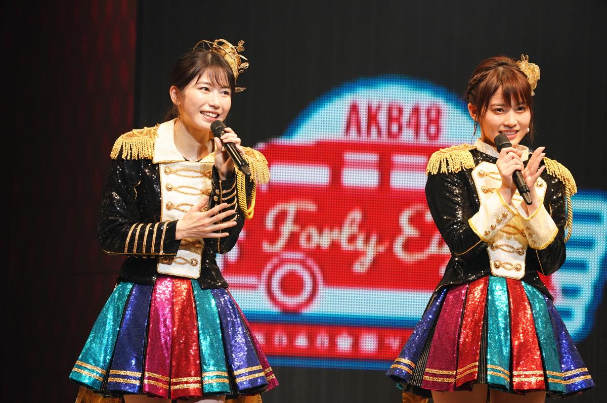 AKB48全国ツアー2019~楽しいばかりがAKB!~チームツアーファイナル公演レポート【写真28枚】の画像027