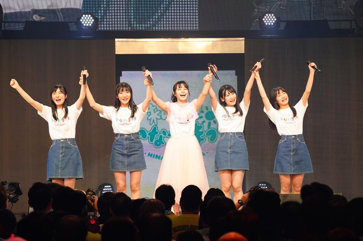 NGT48本間日陽ソロコンサートの画像11