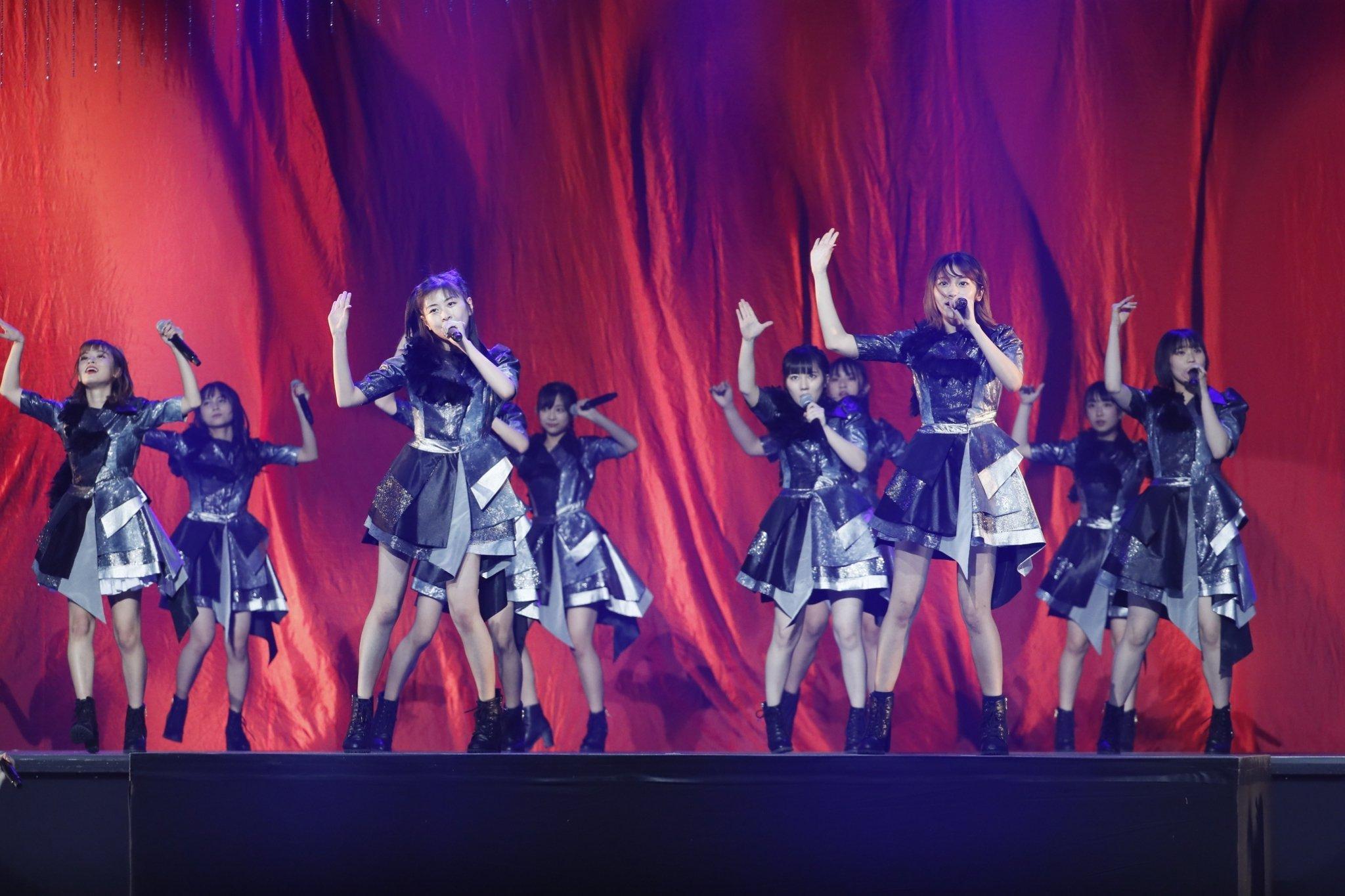 HKT48の若手メンバー、〈F24〉の公演が満員御礼!【写真20枚】の画像003