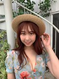 NMB48加藤夕夏「カーテンがじゃま!」雑誌撮影のえちえちオフショットを披露【写真2枚】の画像002