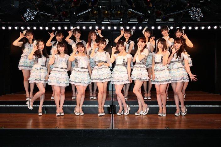 柏木由紀がセットリストを考案!AKB48新公演「僕の夏が始まる」が開幕【写真9枚】の画像