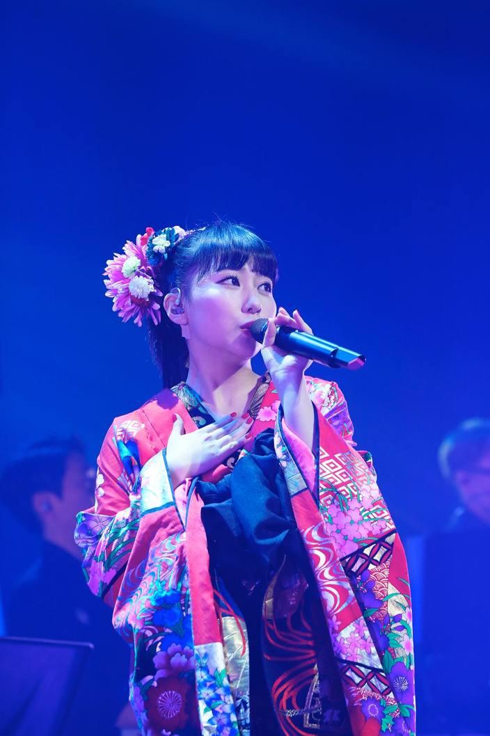 HKT48田中美久が初のソロコンサート開催!故郷・熊本からくまモンもサプライズ登場!【写真10枚】の画像