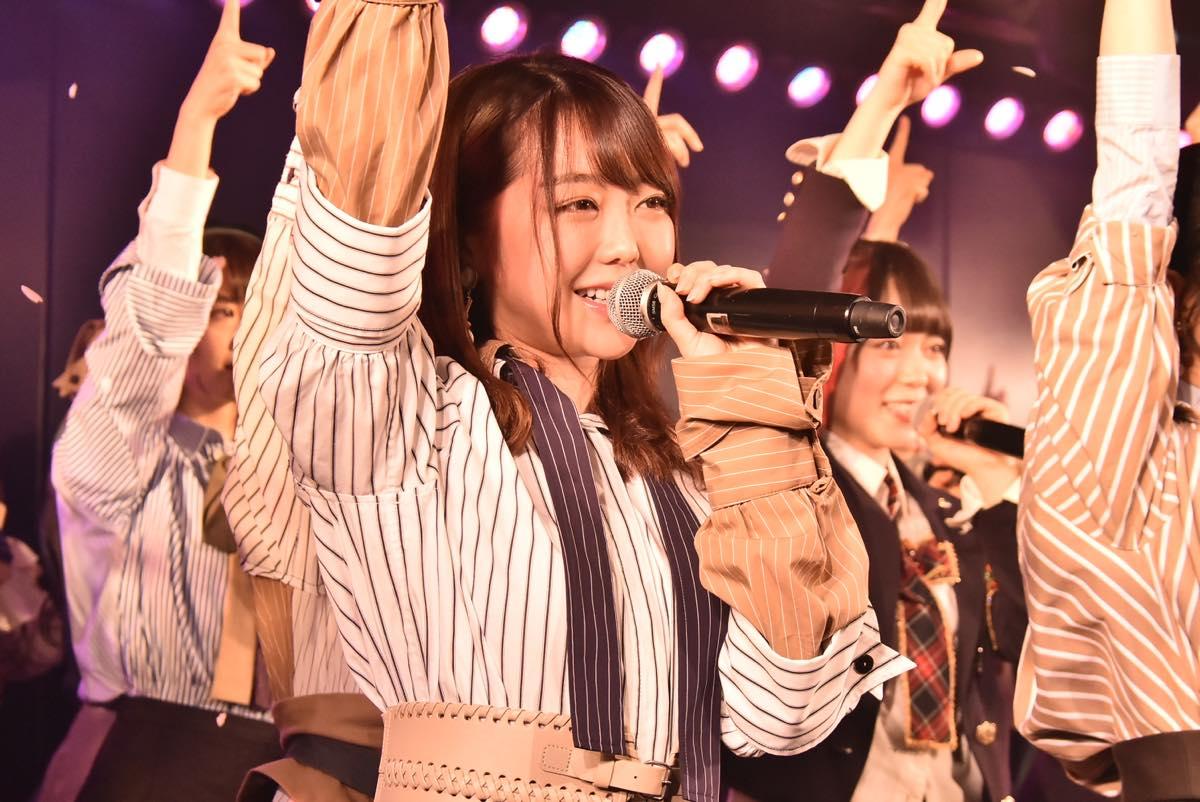 峯岸みなみ突然の卒業発表!AKB48が結成14周年特別記念公演を開催【写真15枚】の画像015