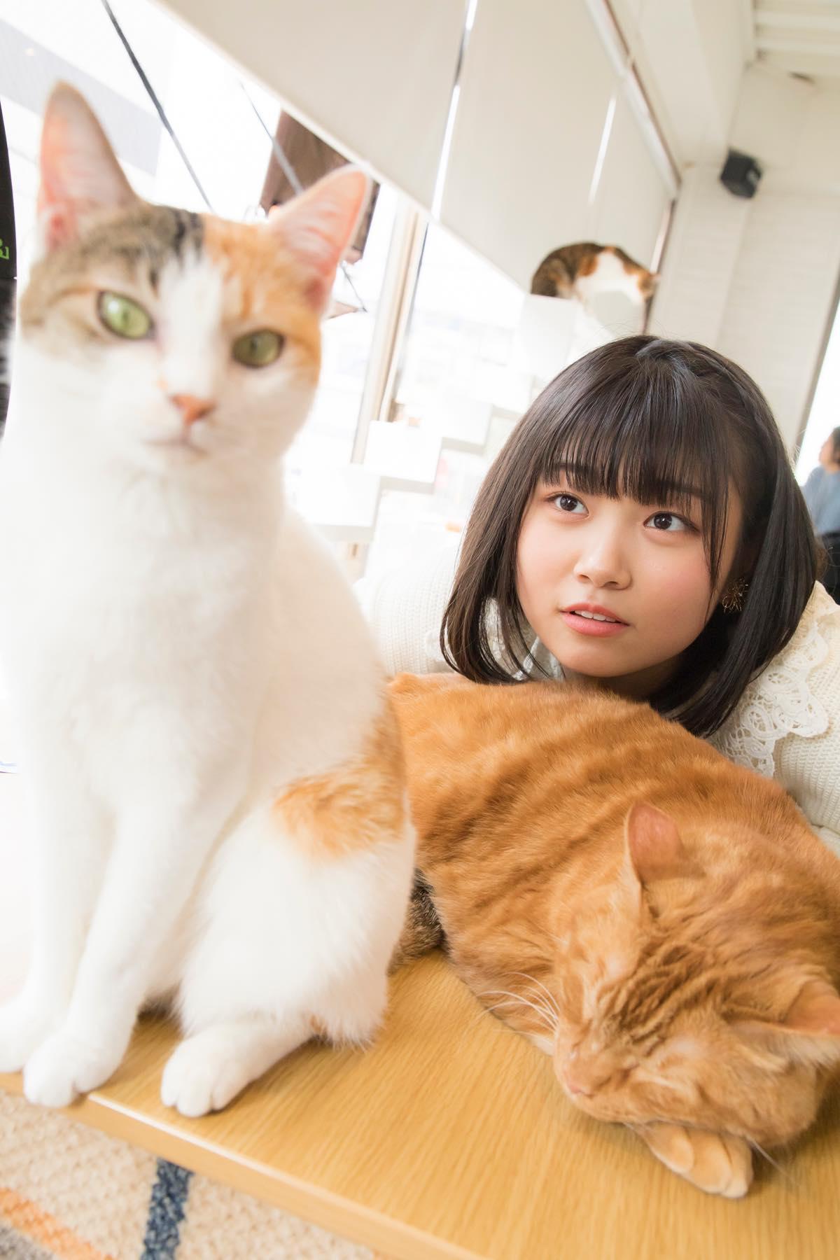 小澤愛実「猫に愛されることはできるのか」【写真48枚】【連載】ラストアイドルのすっぴん!vol.19の画像039