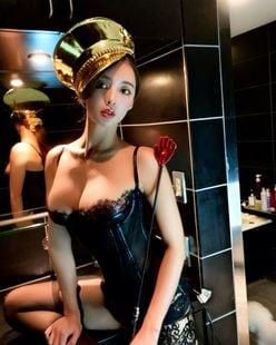 濱野りれ「セクシーにお仕置き!?」ハロウィンの仮装姿に大反響の画像