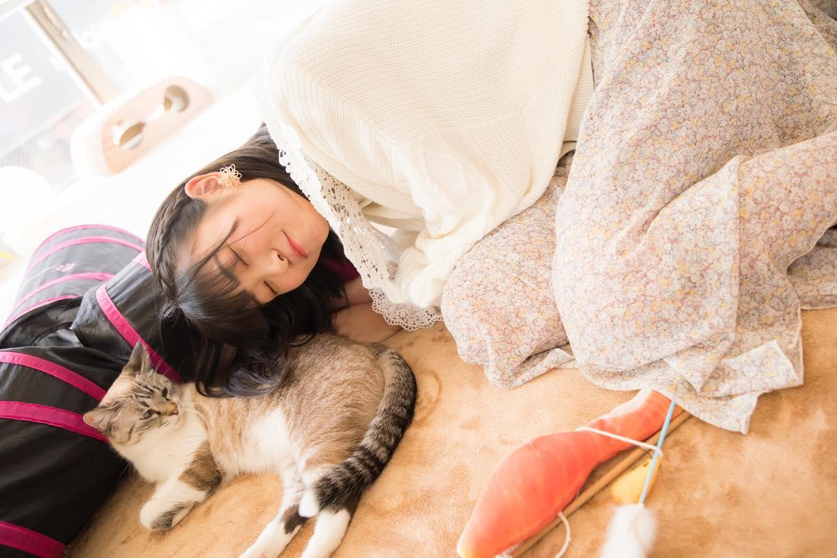 小澤愛実「猫に愛されることはできるのか」【写真48枚】【連載】ラストアイドルのすっぴん!vol.19の画像018