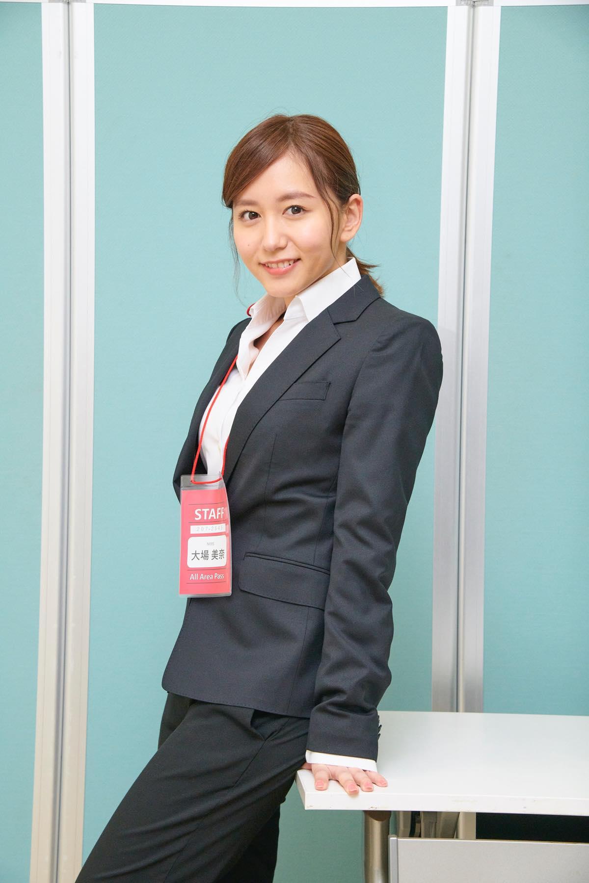 """実はコント大好き・SKE48大場美奈「ダンスの手数が多くて""""何を覚えさせてんだよ~""""って思いました」【写真23枚】独占告白1/4の画像011"""