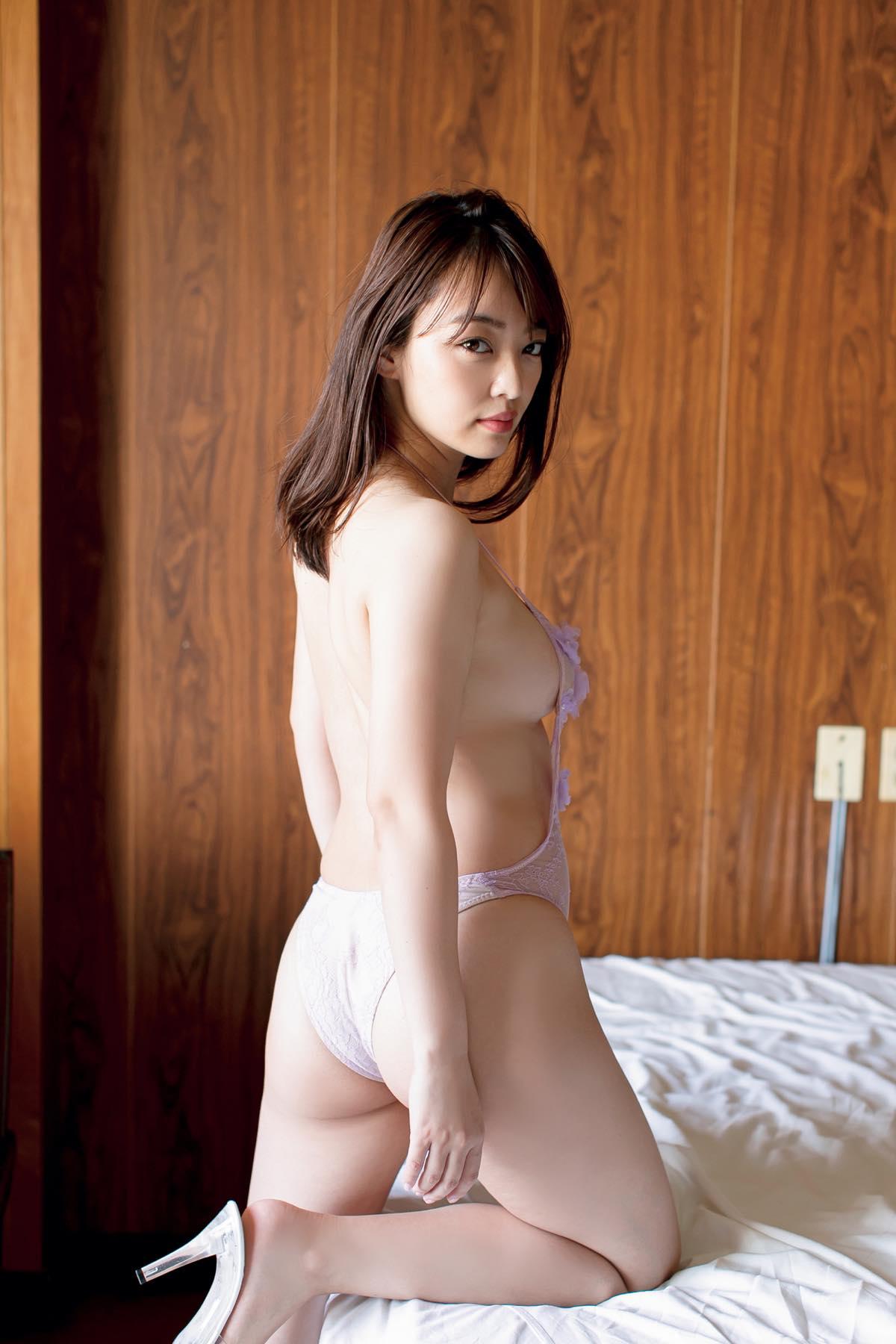 安藤遥の水着画像9