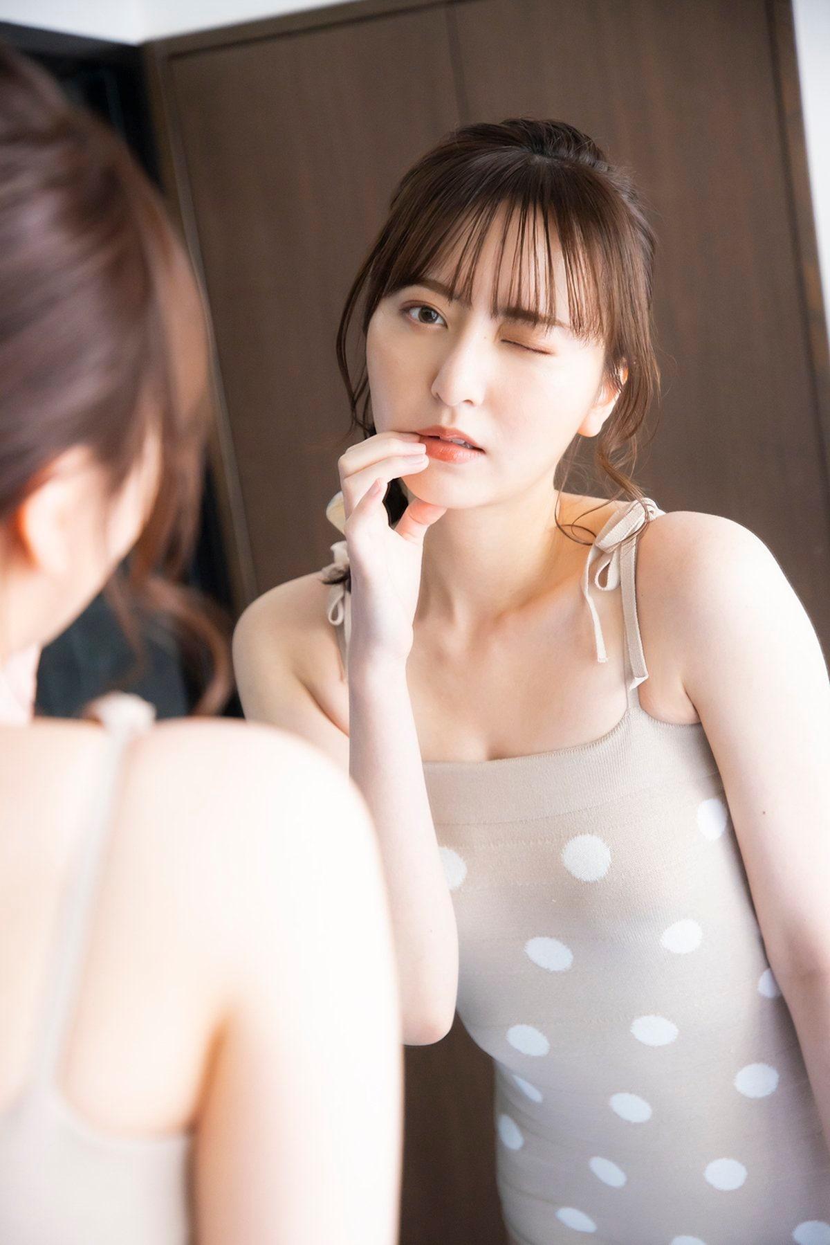 HKT48卒業の森保まどか「さまざまな表情で魅了」ラストフォトブックを発売!【画像8枚】の画像003
