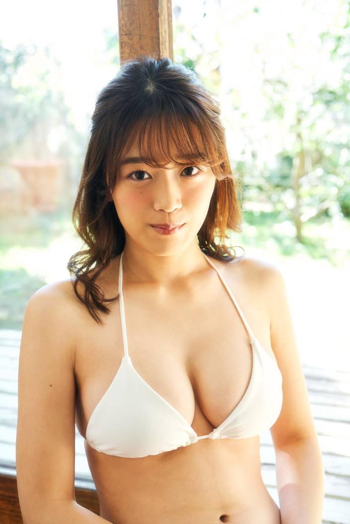 清水綾乃「スタイルはAKB48グループ随一!」田中将大も注目した伝説のFカップ【画像4枚】の画像
