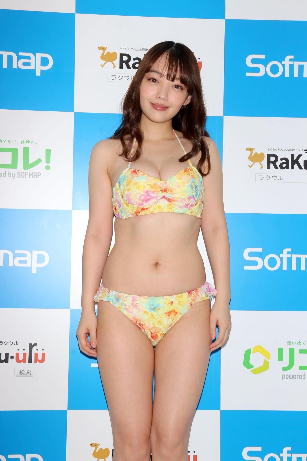 安藤遥のグラビア水着ビキニ画像0003