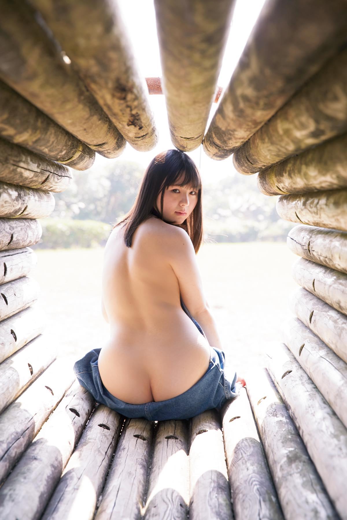 星野風香「ピュア系桃尻娘」はウブで恥ずかしがり屋さん!【写真10枚】の画像007