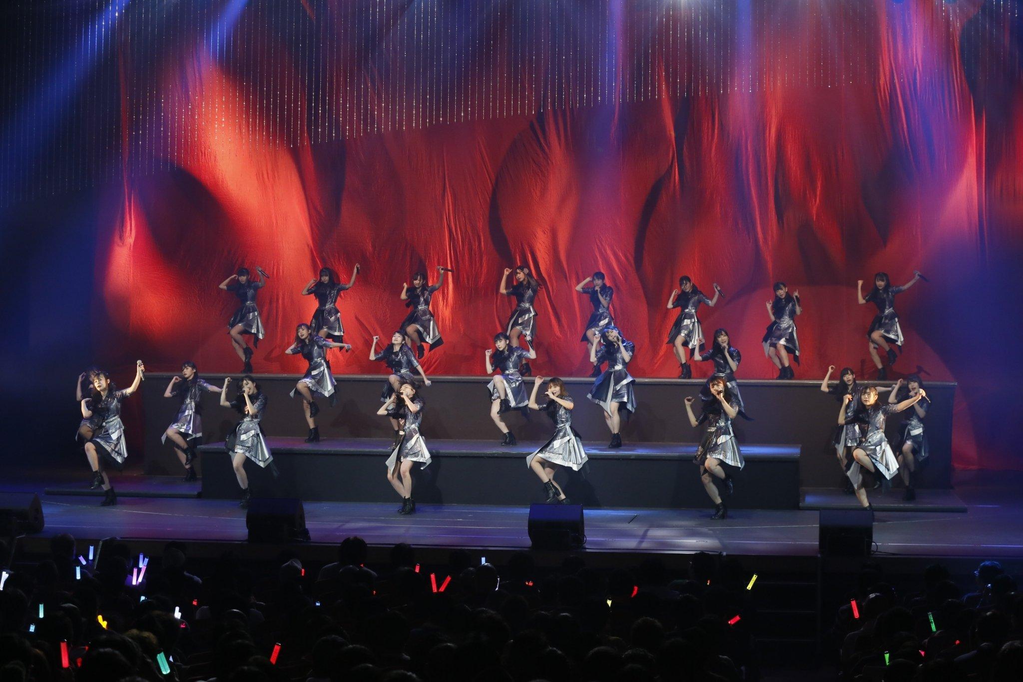 HKT48の若手メンバー、〈F24〉の公演が満員御礼!【写真20枚】の画像004