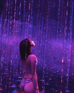 元AKB48永尾まりや「ここは夢の世界か…?」女神が水着姿でアートサウナに降臨【画像2枚】の画像