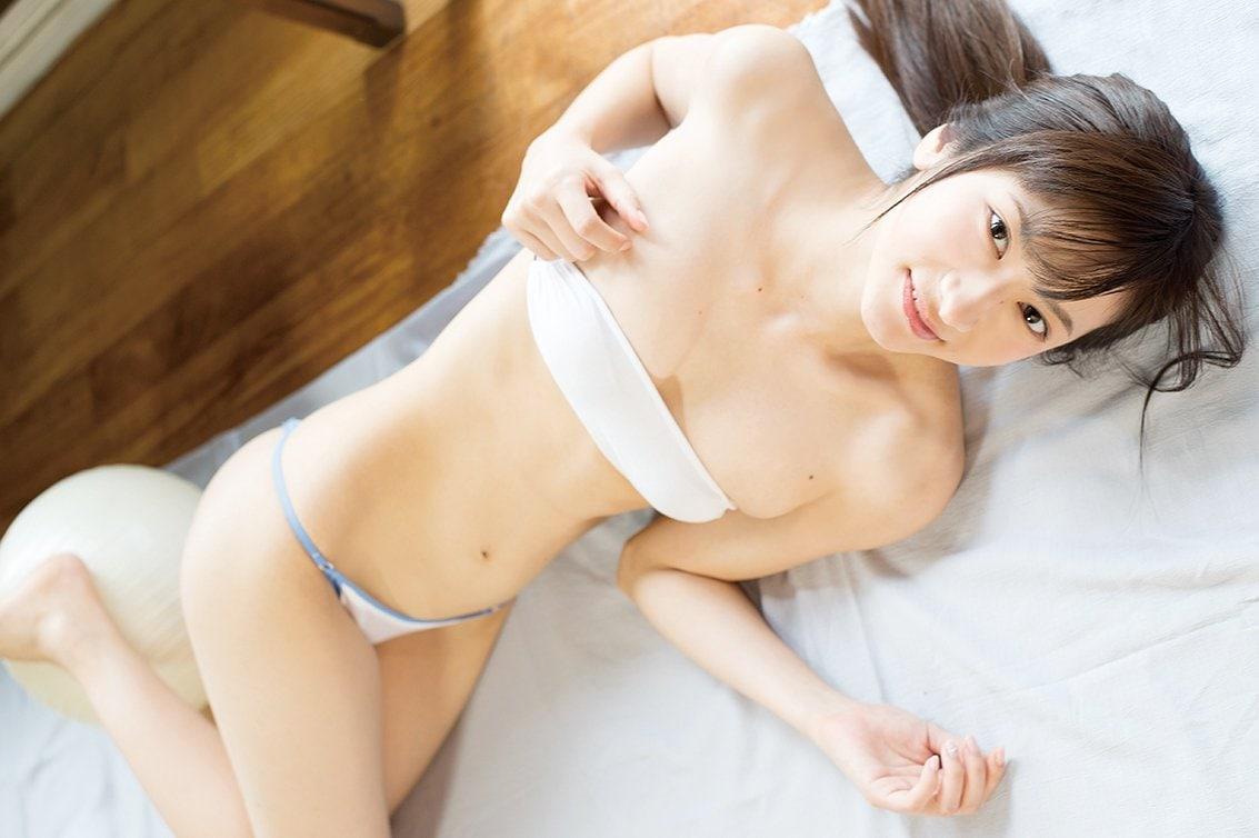 外崎梨香「スレンダー巨乳」完璧ボディがびしょ濡れ!【写真15枚】の画像005