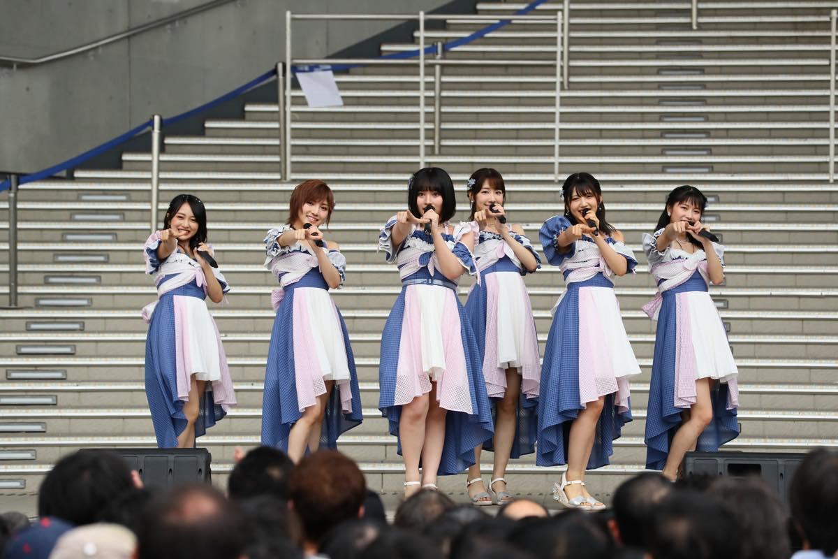 AKB48矢作萌夏、堂々のセンターで新曲『サステナブル』を披露!【画像15枚】の画像015
