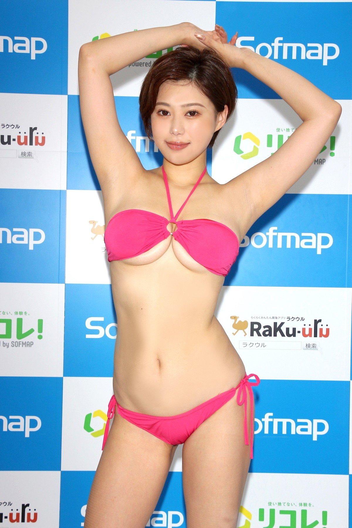 山本ゆう「裸エプロンってワードだけで」本当に何も下に着てない【画像58枚】の画像022