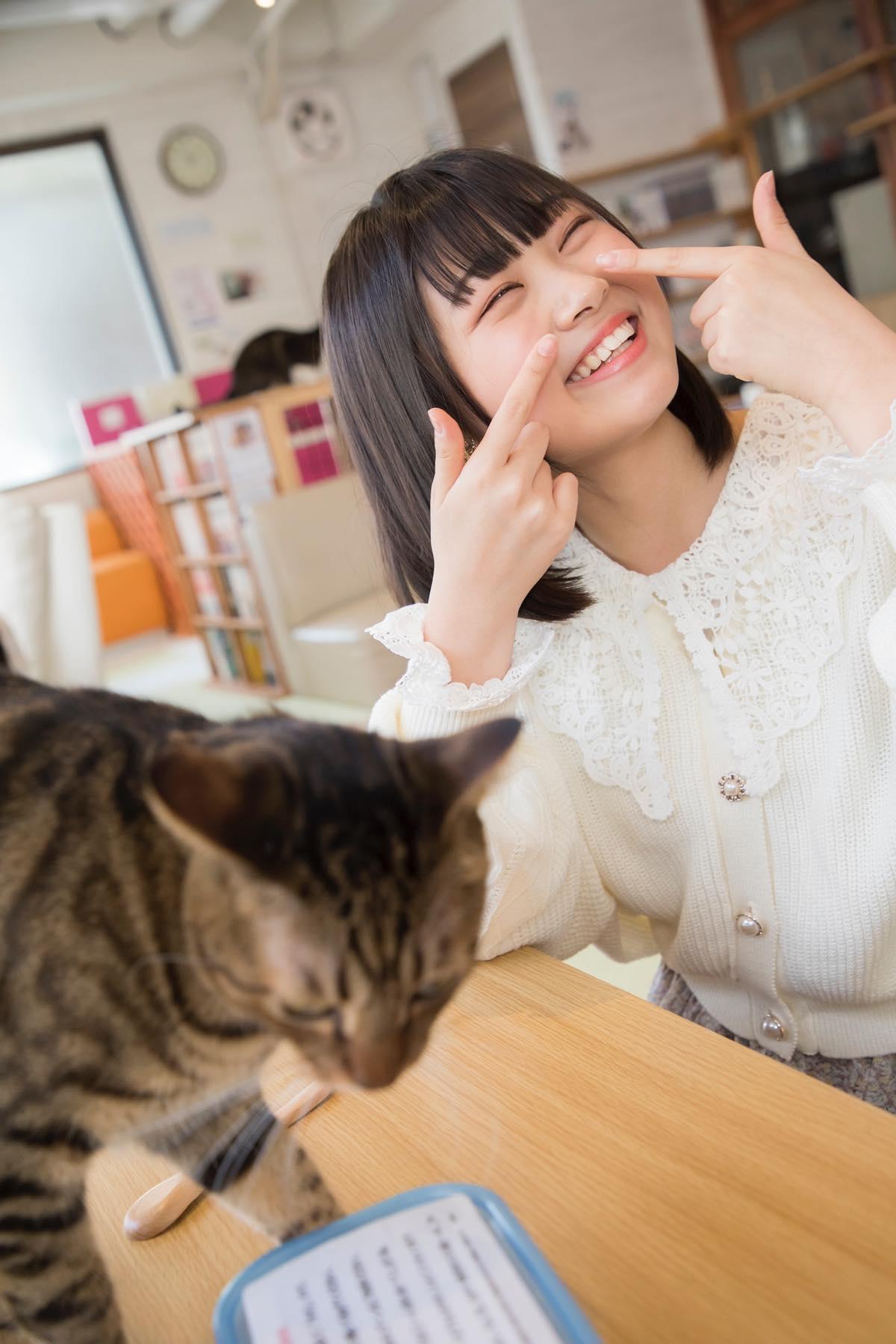 小澤愛実「猫に愛されることはできるのか」【写真48枚】【連載】ラストアイドルのすっぴん!vol.19の画像010