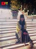 乃木坂46伊藤かりんの本誌未掲載カット3枚を大公開!【EX大衆5月号】の画像001