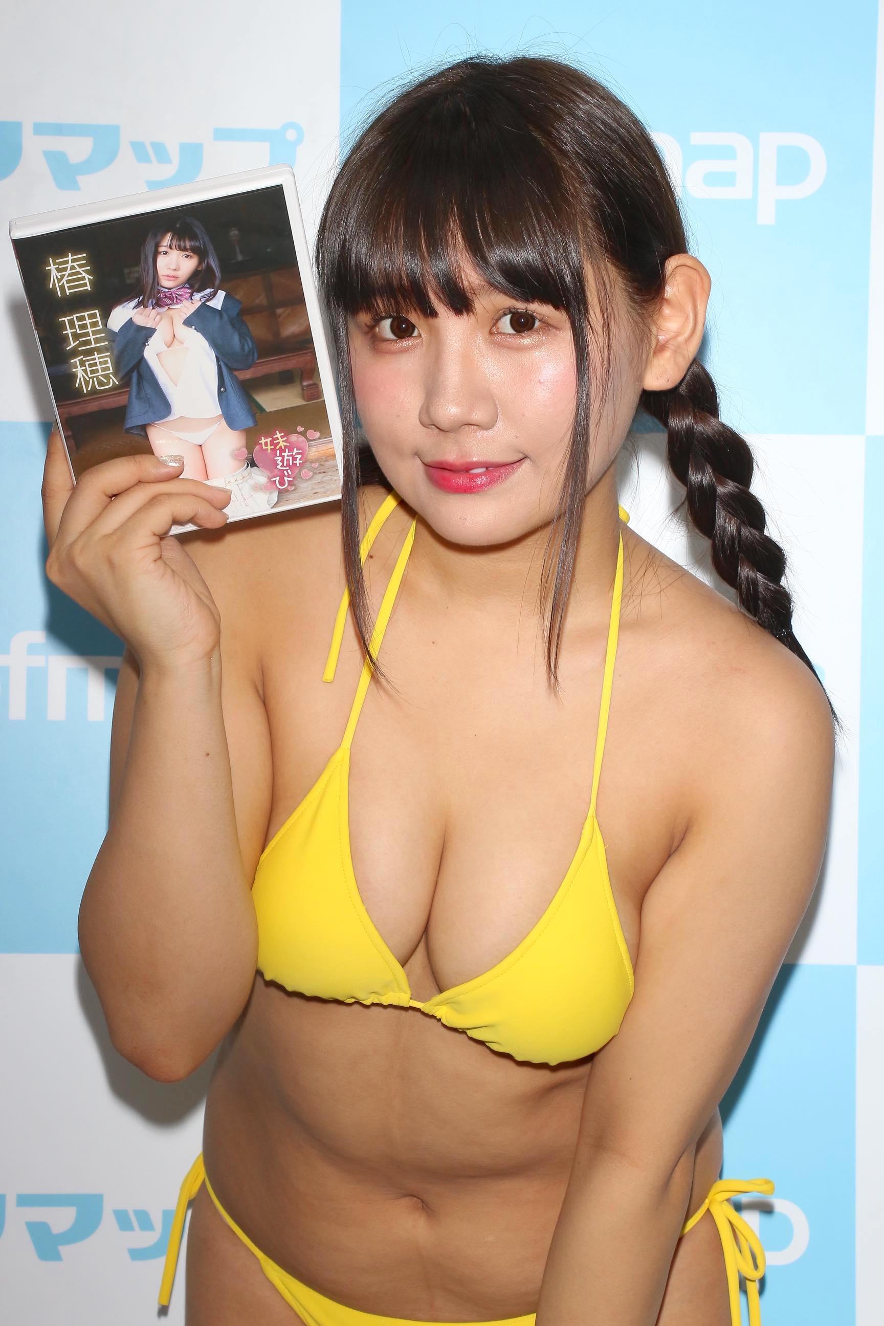 椿理穂「どのシーンも大胆」セクシーな水着に挑戦!【写真40枚】の画像038