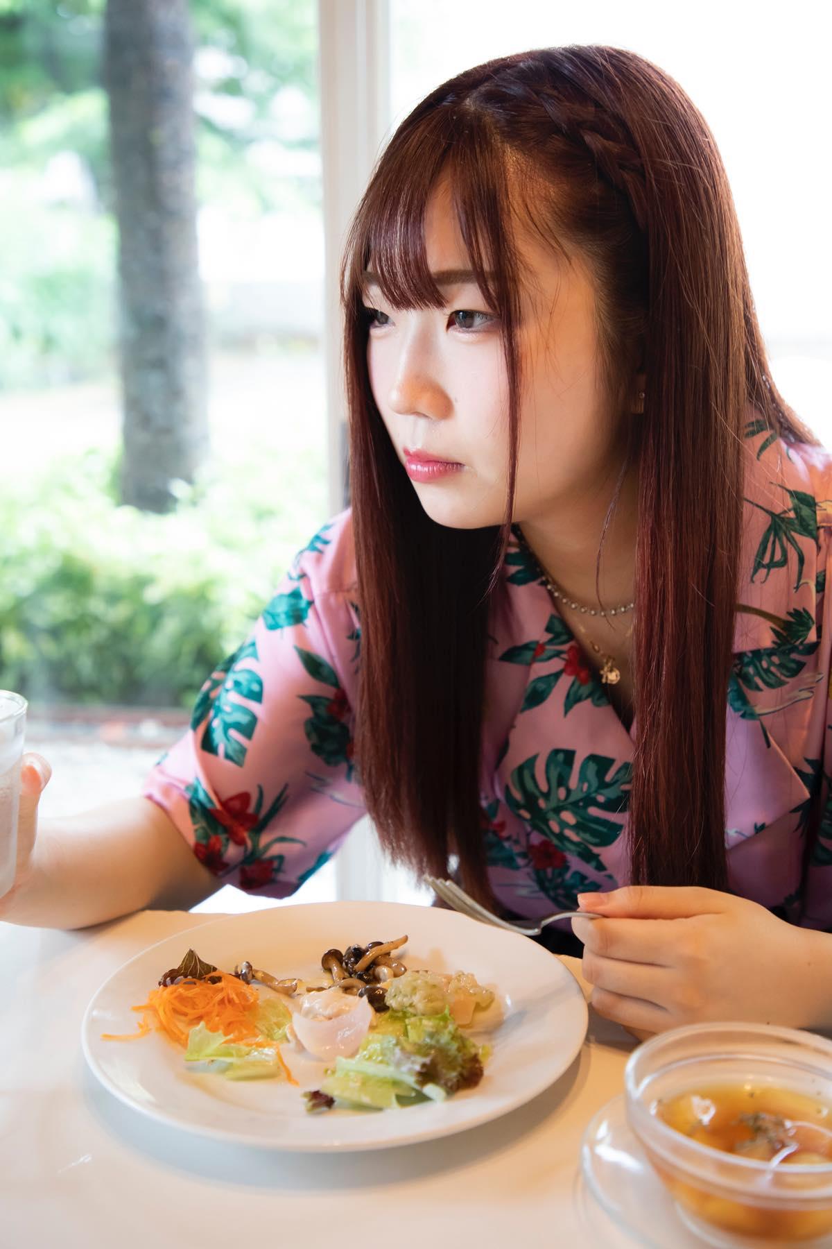 米田みいな「野菜で感情めちゃくちゃに⁉」【写真75枚】【連載】ラストアイドルのすっぴん!vol.23の画像039