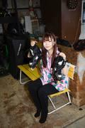 米田みいな「初めてのインラインスケートでなぜかにゃんこスターのモノマネ!?」【写真37枚】【連載】ラストアイドルのすっぴん!vol.21の画像006