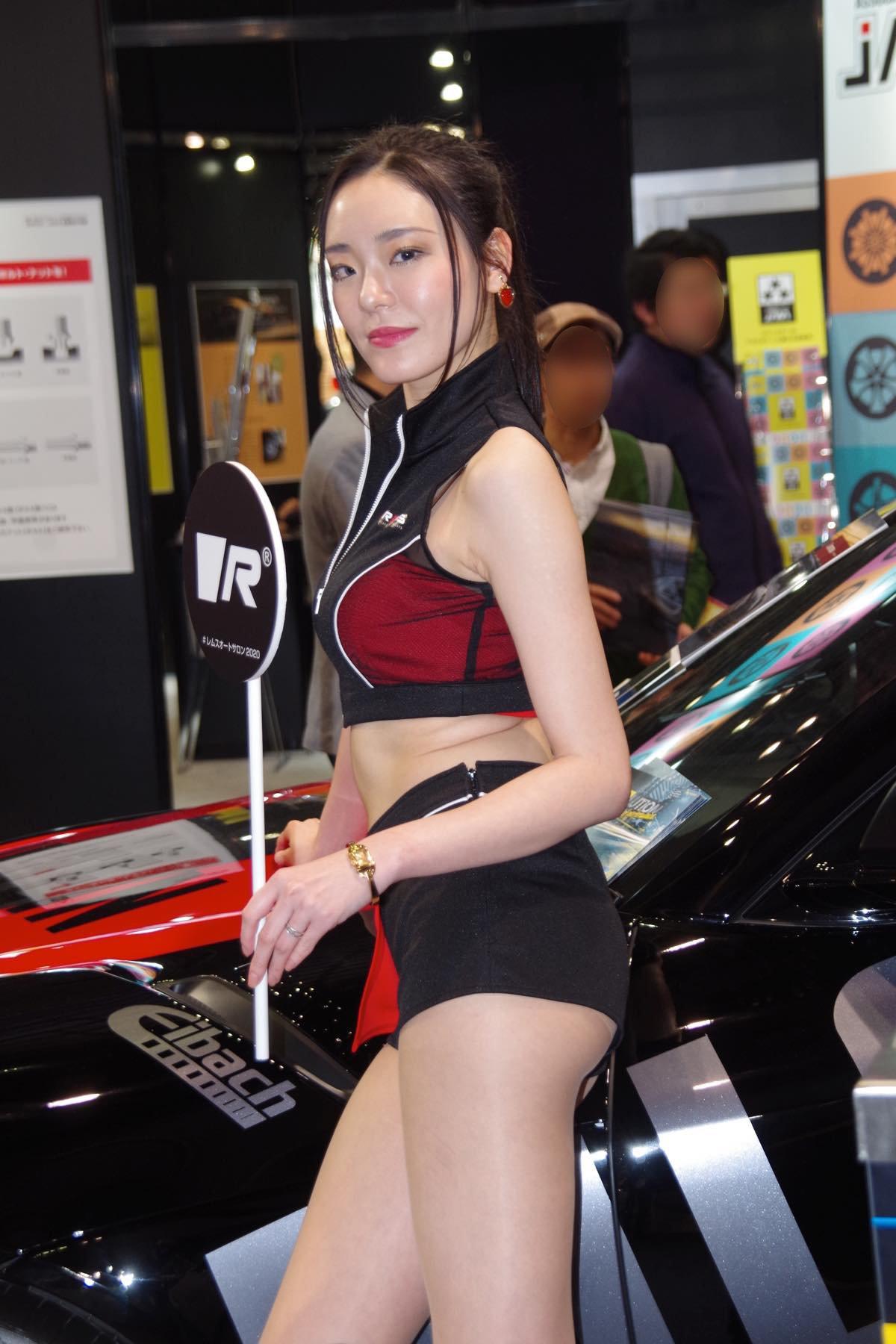 【青奈/板垣未来】東京オートサロン2020を彩った美女たち#7【写真9枚】の画像007