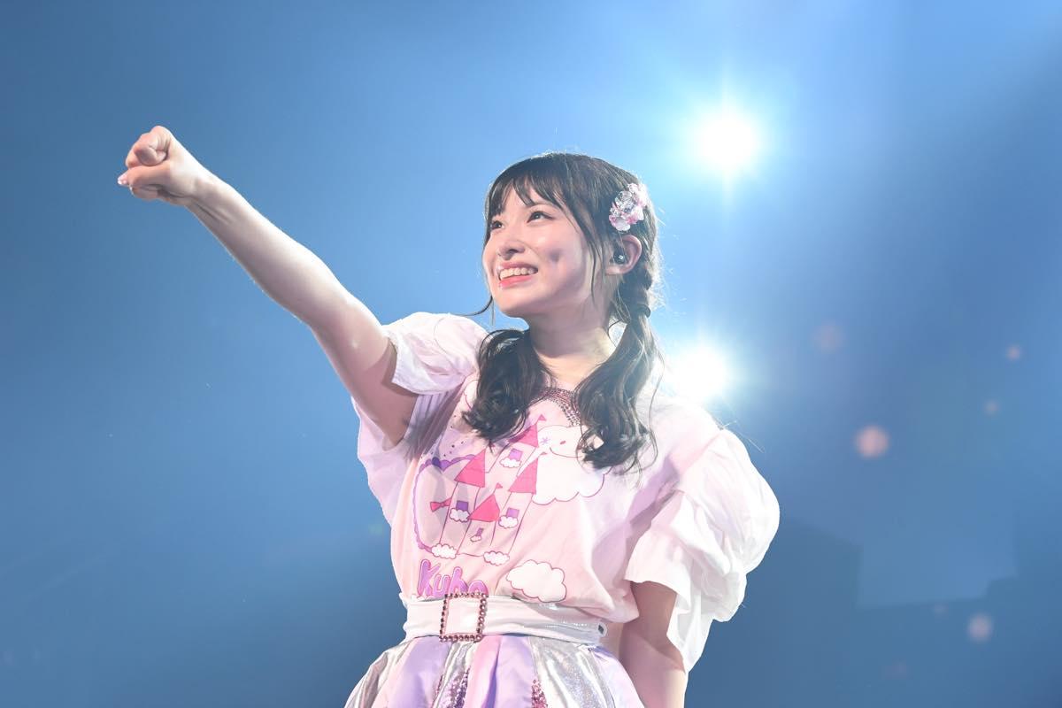 AKB48久保怜音ソロコンサートの画像5