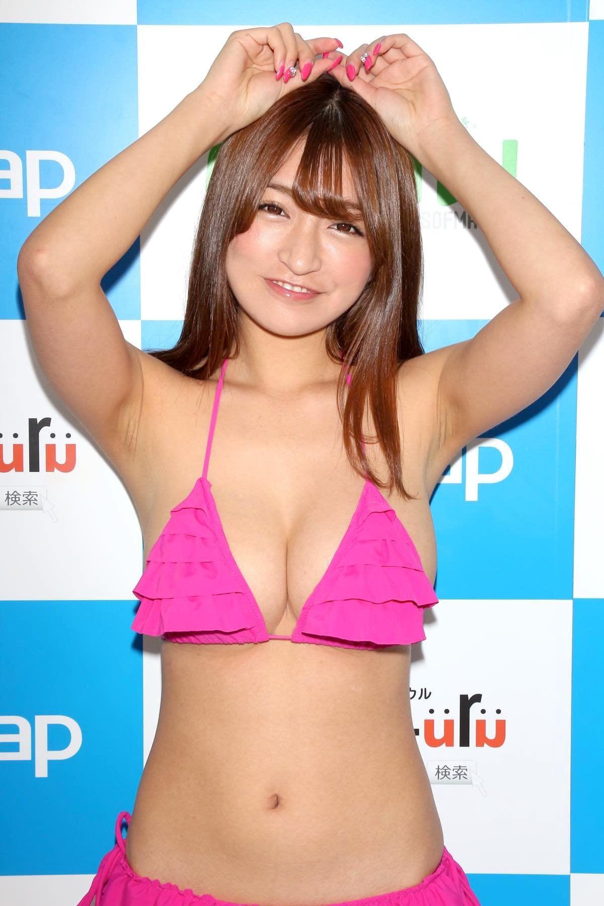 ☆HOSHINOの水着ビキニ画像10