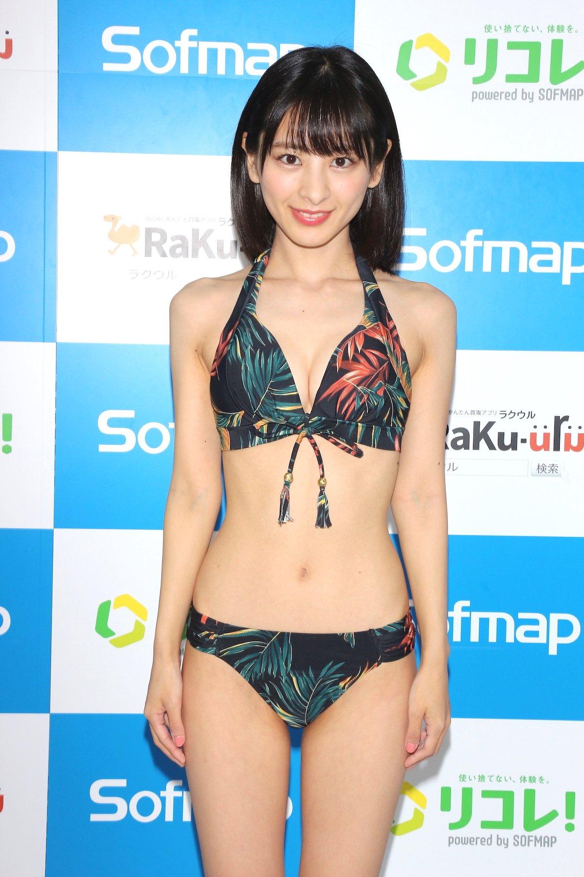牧野澪菜「144cmのセクシーボディ」スクール水着でやらかしちゃった【画像61枚】の画像013