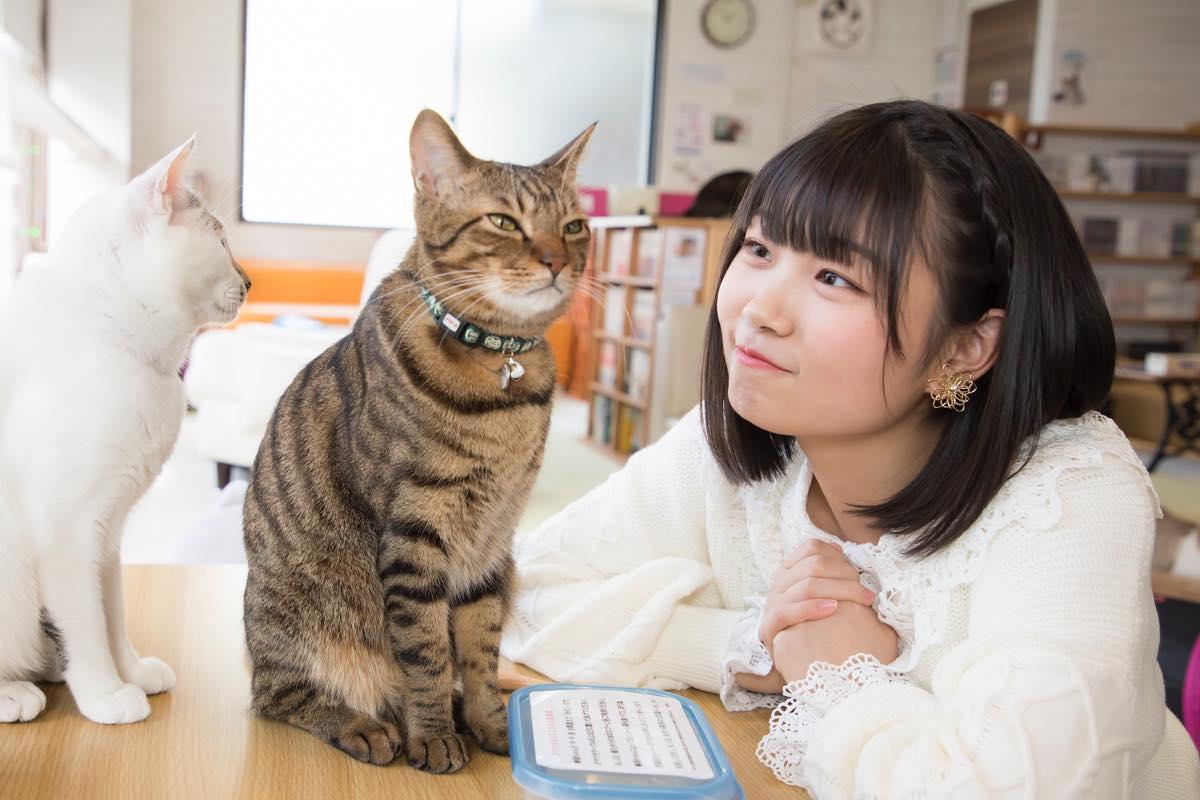 小澤愛実「猫に愛されることはできるのか」【写真48枚】【連載】ラストアイドルのすっぴん!vol.19の画像012