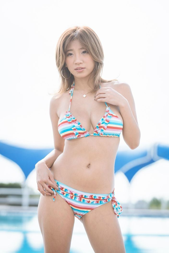 """橋本梨菜は7位、1位は誰だ!? """"水着グラビア""""2018年ランキングを発表!の画像015"""