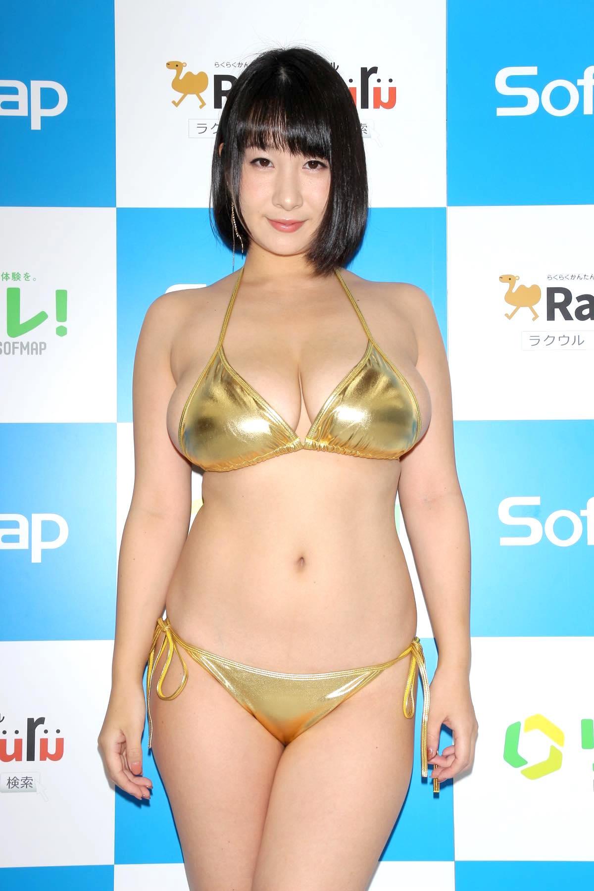 桐山瑠衣の水着画像5