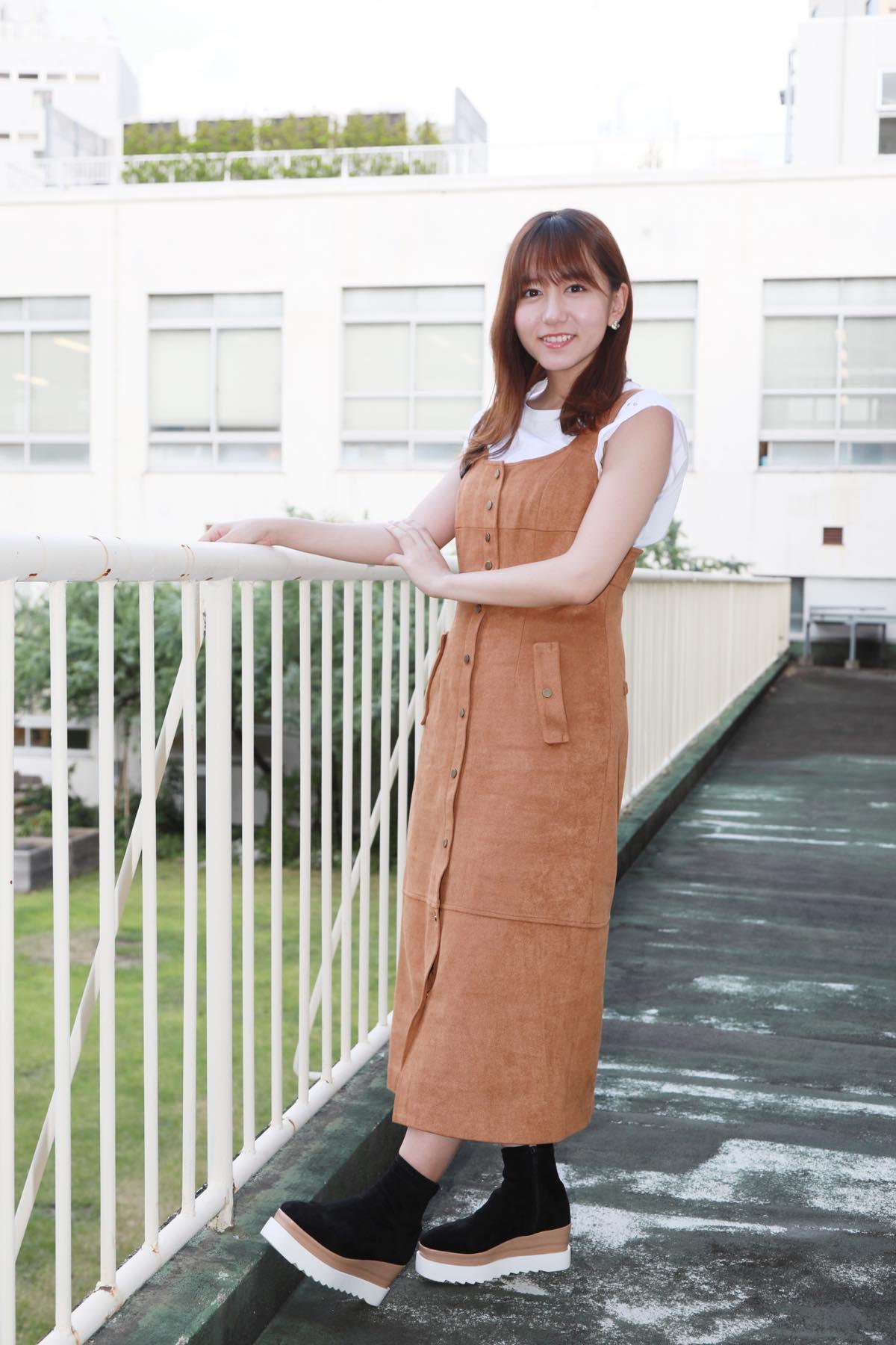 SKE48大場美奈『ハケンアニメ!』主演は「夢かな?」と思うくらいびっくり【独占インタビュー1/4】の画像001