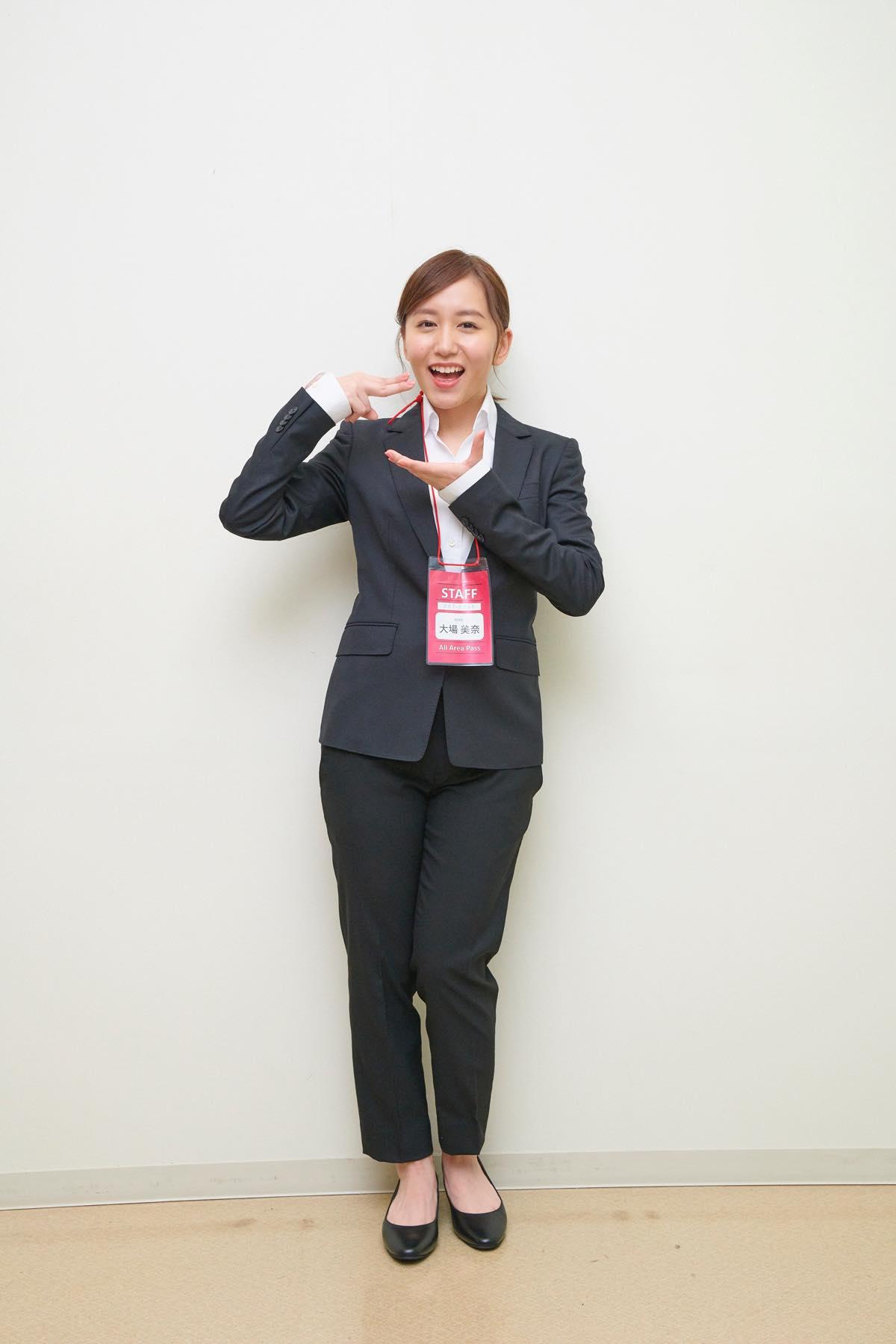 """実はコント大好き・SKE48大場美奈「ダンスの手数が多くて""""何を覚えさせてんだよ~""""って思いました」【写真23枚】独占告白1/4の画像007"""