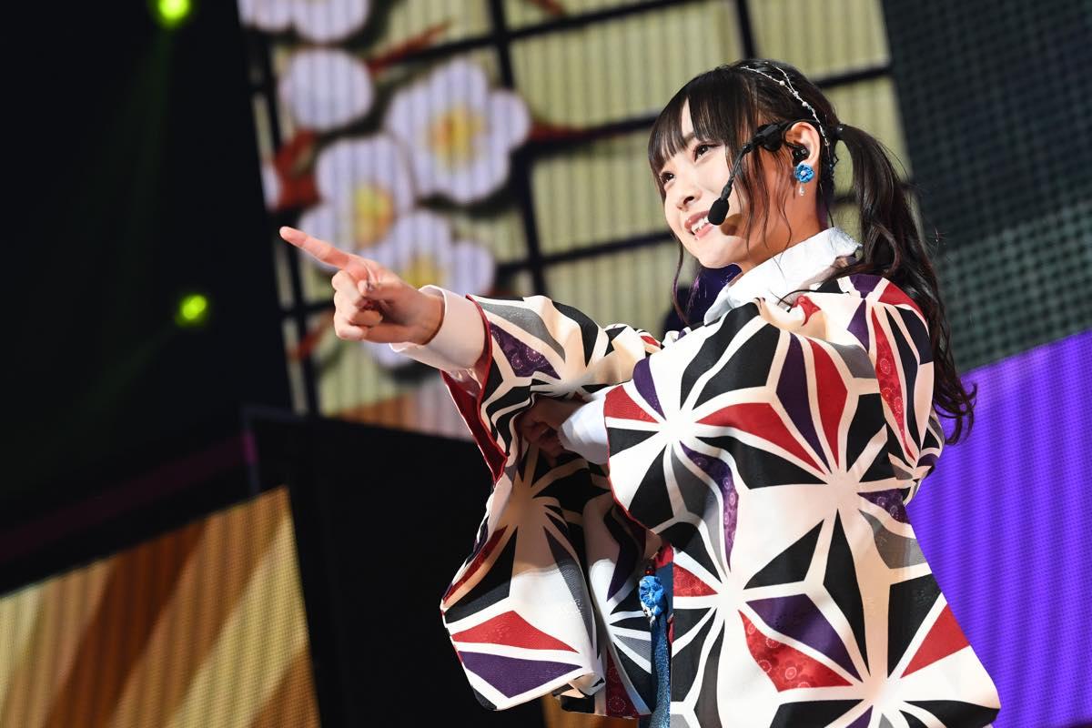 NMB48梅山恋和ソロコンサートの画像4