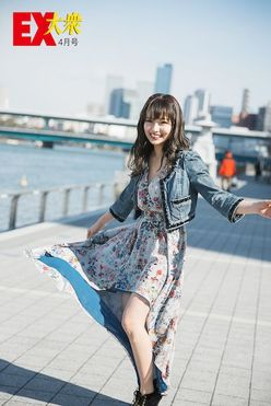 NMB48村瀬紗英
